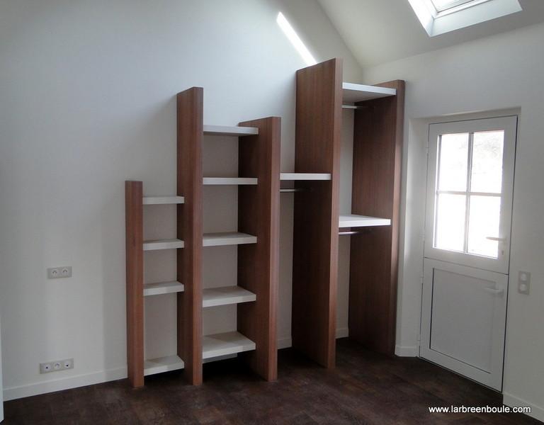 am nagement de placards et dressings. Black Bedroom Furniture Sets. Home Design Ideas