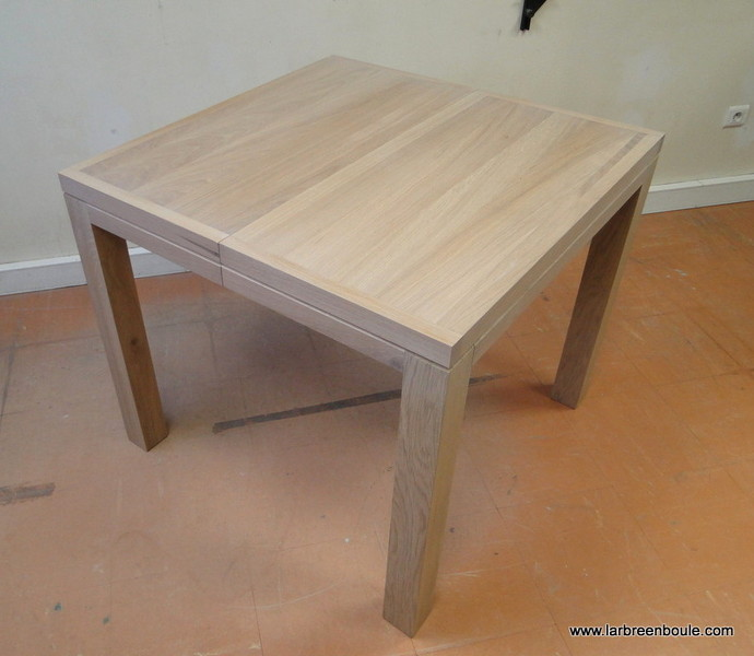 cr ation et fabrication de tables pour la maison et le jardin. Black Bedroom Furniture Sets. Home Design Ideas