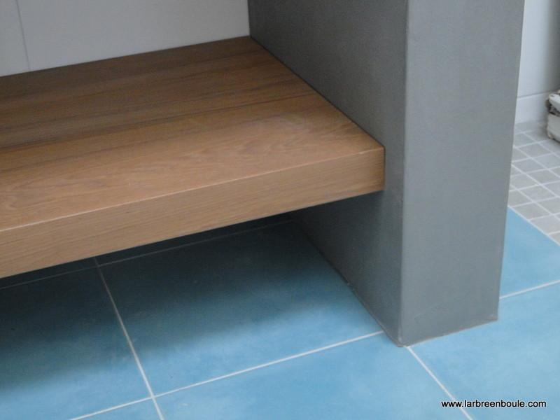 mobilier et agencement mortier fin liss. Black Bedroom Furniture Sets. Home Design Ideas