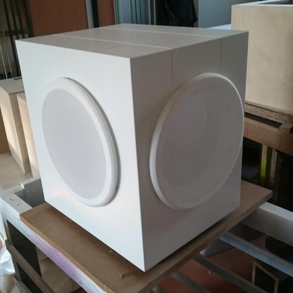 fabrication d 39 une enceinte acoustique. Black Bedroom Furniture Sets. Home Design Ideas