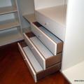 dressing tiroirs détails
