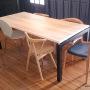 table plateau frêne
