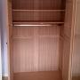 armoire chêne 3 portes penderie
