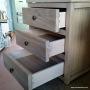 table de chevet tiroirs