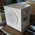 Caisson ATOHM SL3M laqué blanc
