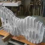 Harley construction bois