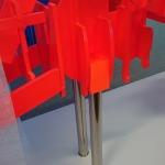 KTM sculpture bois  détails
